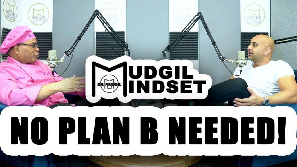 NO PLAN B NEEDED!