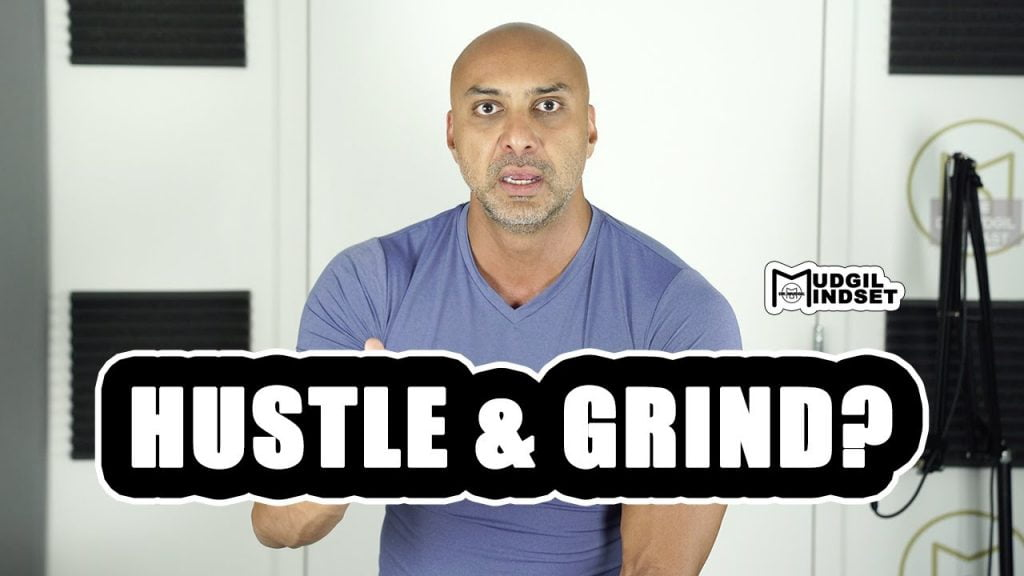 """THE TRUE MEANING OF """"HUSTLE & GRIND"""""""