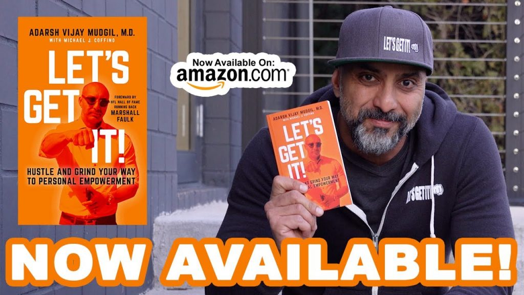 """""""LET'S GET IT!"""" IS NOW AVAILABLE"""