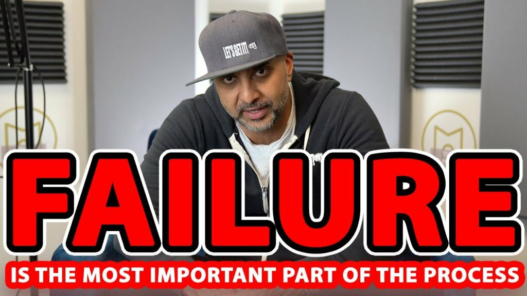 FAILURE IS THE WAY!