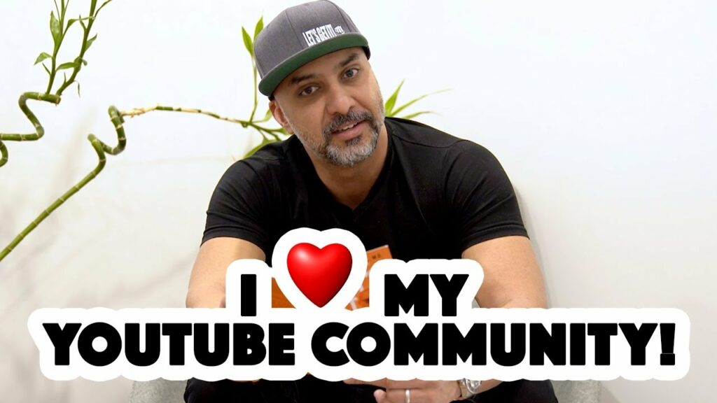 I ❤️ MY YOUTUBE COMMUNITY!