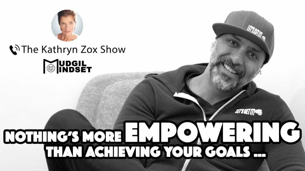 NOTHING IS MORE EMPOWERING THAN CRUSHING GOALS!