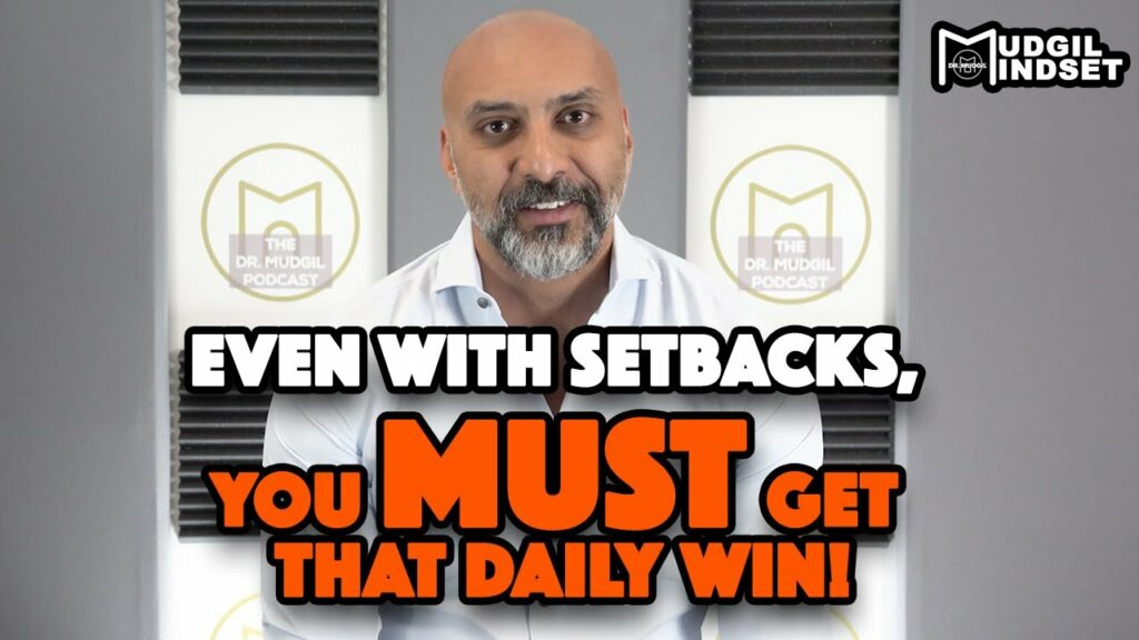 SETBACKS DON'T STOP US!