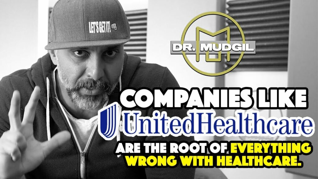UNITEDHEALTHCARE AND OPTUM ARE THE ROOT OF ALL EVIL IN HEALTHCARE!