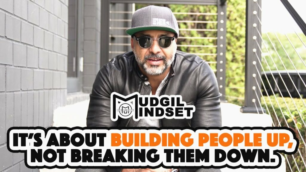 BUILD PEOPLE UP!