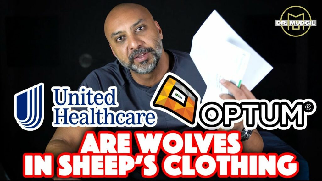 UNITEDHEALTHCARE AND OPTUM DON'T HAVE YOUR BACK!