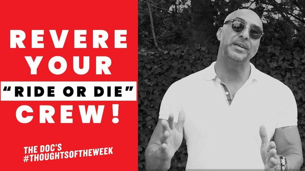 "REVERE YOUR ""RIDE OR DIE"" CREW!"